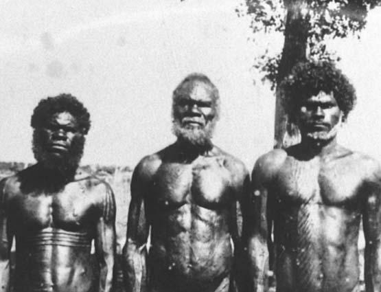 Bathurst Island Männer